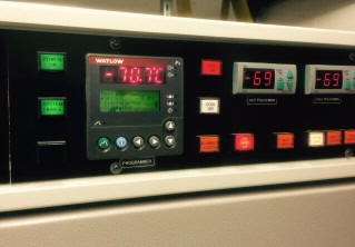 Temperature Calibration by AC Solutions
